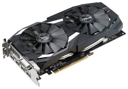 Видеокарта ASUS Dual Radeon RX 580 (DUAL-RX580-O4G)