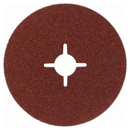 Круг фибровый шлифовальный для шлифовальных машин Bosch 2608605478
