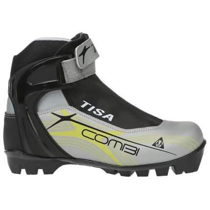 Ботинки для беговых лыж Tisa Combi S80118 NNN 2019, grey, 45