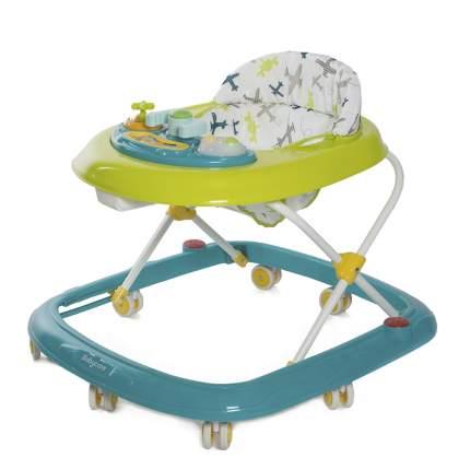 Ходунки Baby Care Corsa зеленые
