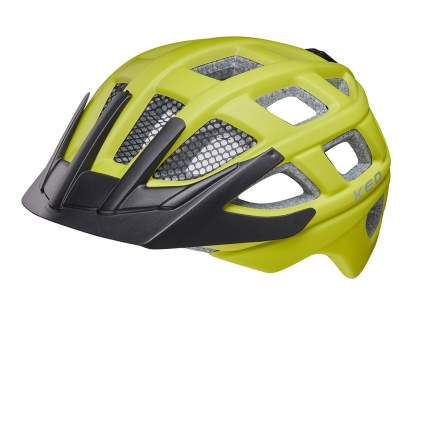 Шлем детский KED Kailu Green Matt S