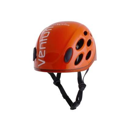 Каска Edelweiss Venturi оранжевая M/L