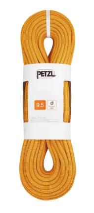 Веревка динамическая Petzl Arial 9,5 мм, оранжевая, 60 м