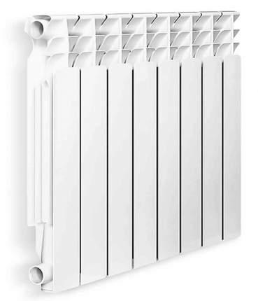 Радиатор биметаллический Оазис 500/80/10