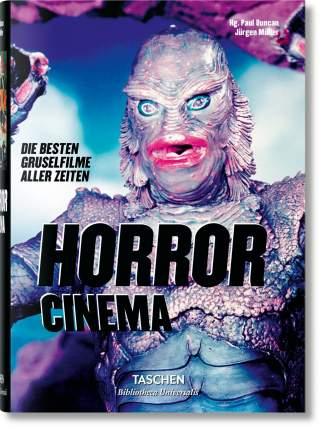 Книга Horror Cinema
