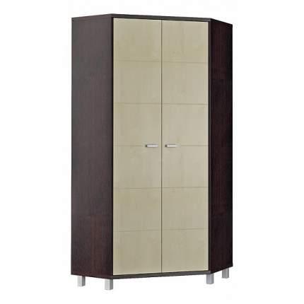 Платяной шкаф Мебель-Неман Домино ВК 04-14-В NEM_domino_vk_04_14 87x87x194, венге