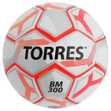 Футбольный мяч Torres BM 300 №4 white/red