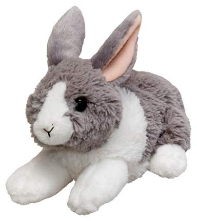 Aurora 10-040A Аврора Кролик серый лежачий, 20 см