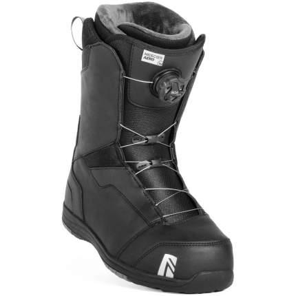 Ботинки для сноуборда Nidecker Aero BOA Coil 2019, black, 27.5