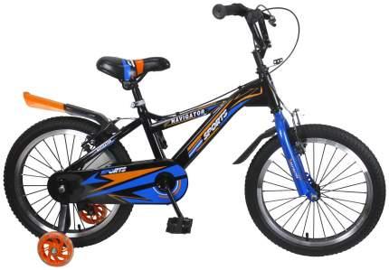 """Велосипед Navigator Sport II 18"""",черный (ВН18107)"""