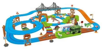 Детский трек Megapolis 2491-8868-1 115 деталей