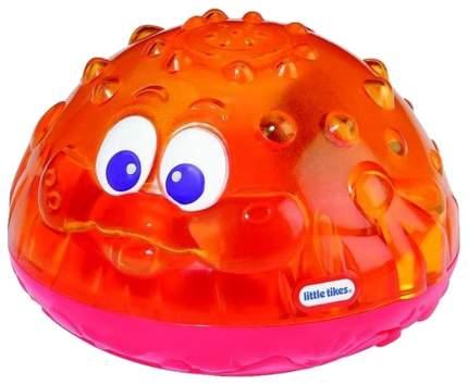 """Игрушка для ванны """"Вращающийся фонтан"""" - Рыба-собака (свет, вращение)  Little Tikes"""