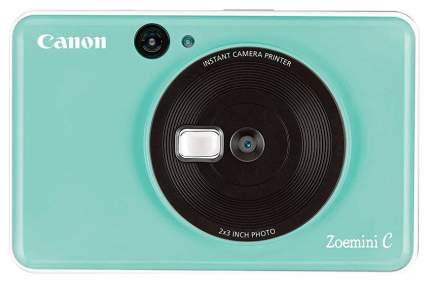 Фотоаппарат моментальной печати Canon Zoemini C Mint Green