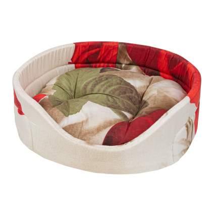 Лежак для собак и кошек Xody Открытый Эконом №1, 42х35х16 см