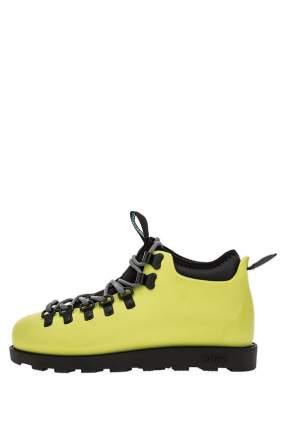 Ботинки женские Native 31106800 зеленые 6 US