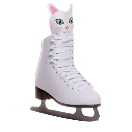 Коньки фигурные Alpha Caprice Kitty, white, 32 RU