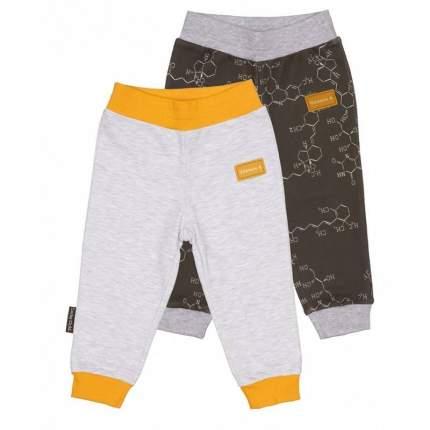 Комплект брюк 2 шт Lucky Child, цв. серый, 104 р-р