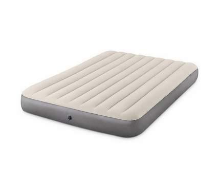 Надувной матрас-кровать INTEX Full Deluxe Single High 137x191x25 см