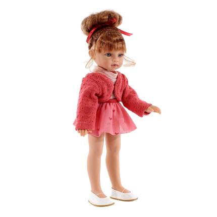 "Кукла ""Кармен"", в красном (33 см)"