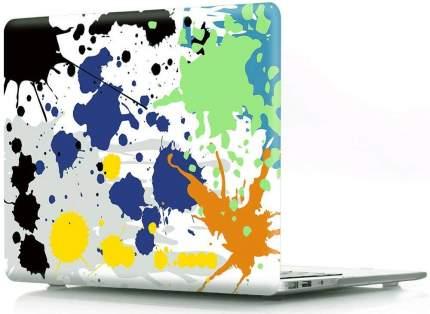 "Чехол для Macbook Pro 13"" i-Blason Cover A1706/A1708 ink drop"