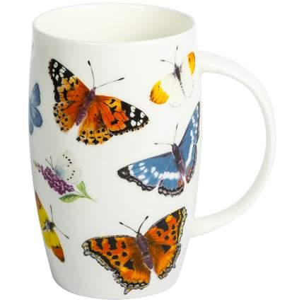 Кружка Creative Tops Садовые бабочки Баррель 660 мл