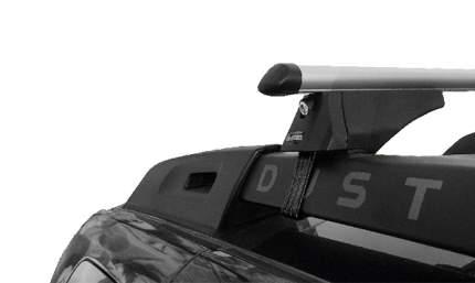 Багажник на крышу Menabo на Renault Duster 2015- (L=112 см)