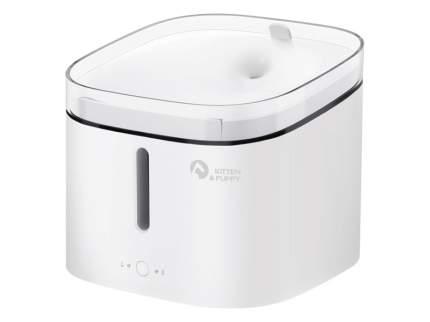 Автоматическая поилка для животных Xiaomi Kitten&Puppy Water Dispenser White