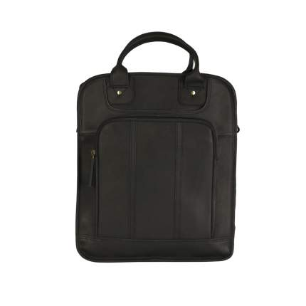 Рюкзак кожаный Bufalo TRN-01 черный