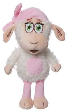 """Мягкая плюшевая игрушка """"Овечка Lilly"""", цвет: розовый, 32 см"""