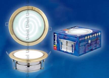 Встраиваемый светильник GX70/H-6R GOLD 2706