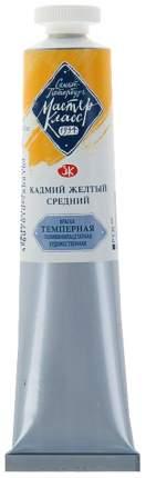 Темпера Невская Палитра Мастер-класс кадмий желтый средний 46 мл