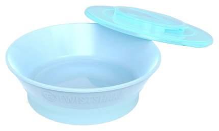 Миска Twistshake, цвет: пастельный синий (Pastel Blue)