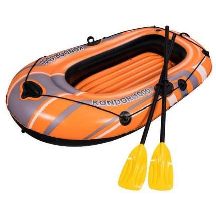 Лодка Bestway Kondor 1000 1,55 x 0,97 м orange