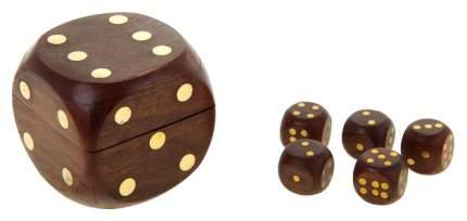 Кубики для настольных игр Sima-land 839060 5 шт