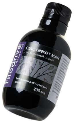 Сироп для мужчин Алвитта Секс energy man для усиления эрекции 230 мл