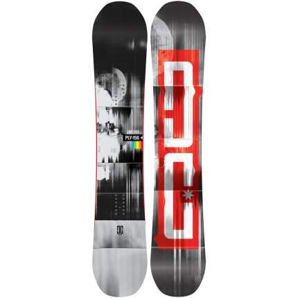Сноуборд DC Ply M Snbd 2020, 156 см
