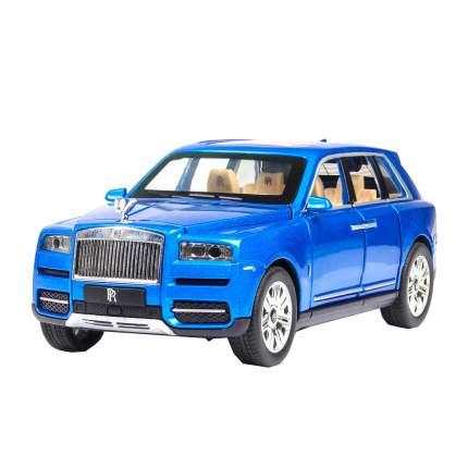 Инерционная машинка Cars кроссовер RR синий