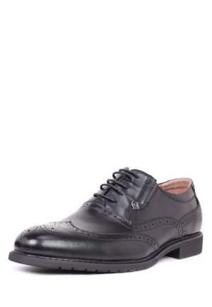 Туфли мужские Pierre Cardin 03406230 черные 44 RU
