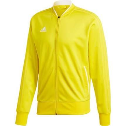 Куртка Adidas Condivo 18, yellow/white, L