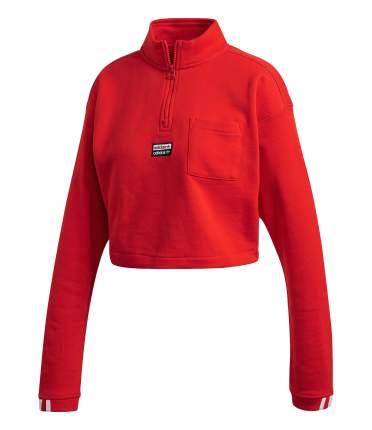 Женская толстовка Adidas Active Half Zip FM2508 красный 34