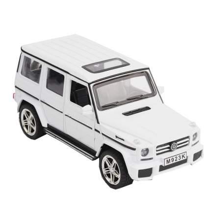 Машина инерционная Cars Джип MRS GEL K белый, 18.5 см