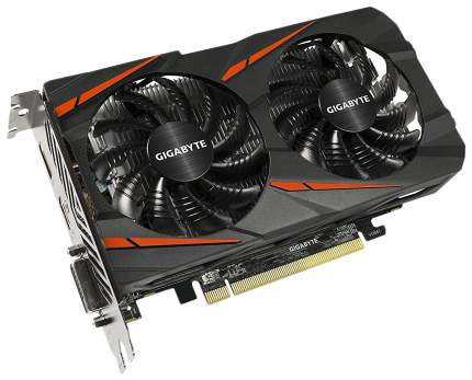 Видеокарта GIGABYTE Gaming Radeon RX 560 (GV-RX560GAMING OC-4GD)