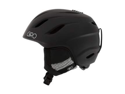 Горнолыжный шлем женский Giro Era 2017, черный, M