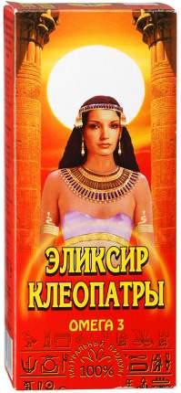 Масло льняное Компас Здоровья эликсир Клеопатры 200 мл