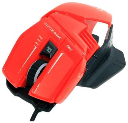 Проводная мышка 5bites Camper GM20RD Red/Black