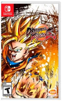 Игра Dragon Ball Fighter Z для Nintendo Switch