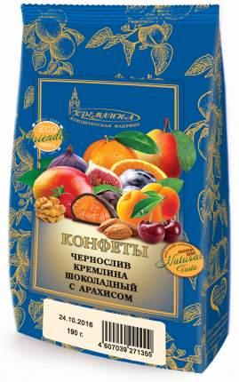 Чернослив Кремлина шоколадный с арахисом 190 г