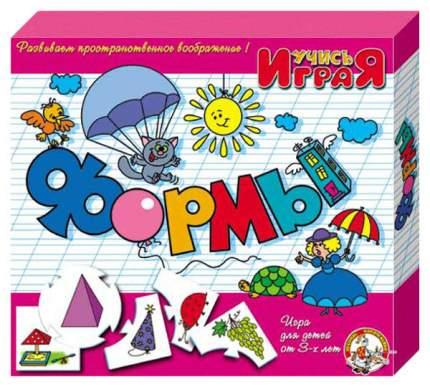 Семейная настольная игра Десятое Королевство Формы 00059ДК