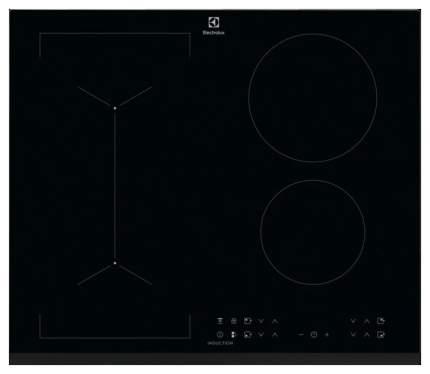 Встраиваемая варочная панель индукционная Electrolux IPE 6443 KF Black