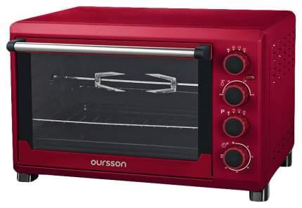Мини-печь Oursson MO4225/DC Dark Cherry